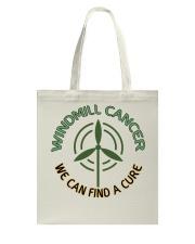 WINDMILL CANCER Tote Bag thumbnail