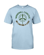 WINDMILL CANCER Classic T-Shirt front