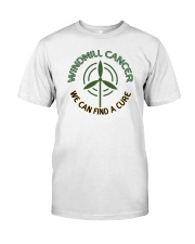 WINDMILL CANCER Classic T-Shirt tile
