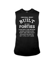BUILT IN THE FORTIES Sleeveless Tee thumbnail