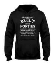 BUILT IN THE FORTIES Hooded Sweatshirt thumbnail
