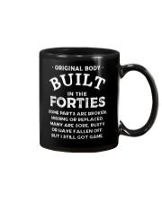 BUILT IN THE FORTIES Mug thumbnail