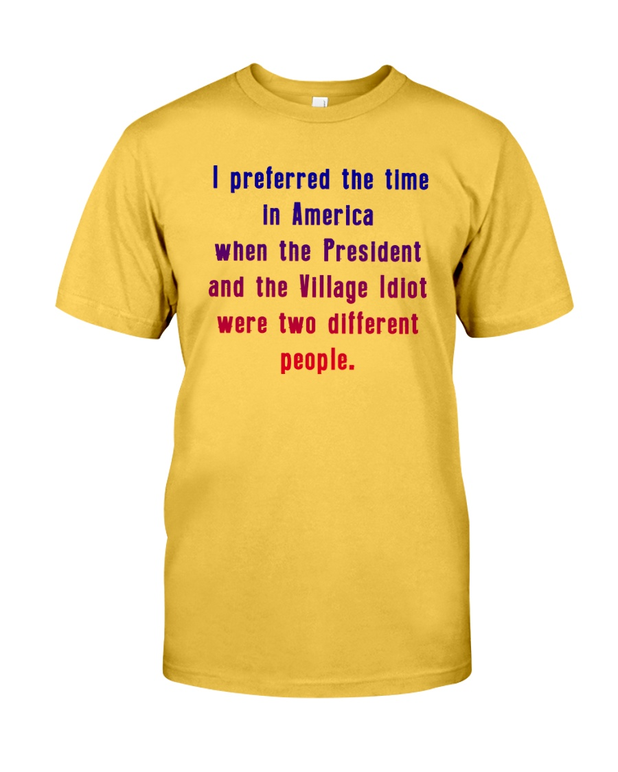 In a better time Classic T-Shirt