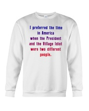 In a better time Crewneck Sweatshirt thumbnail