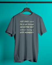 JUST ONCE Classic T-Shirt lifestyle-mens-crewneck-front-3