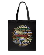 The ULTIMATE Anti-Trump Tee Tote Bag thumbnail