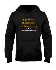 speak up Hooded Sweatshirt thumbnail