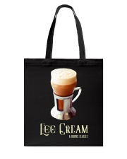 Egg Cream - A BRONX CLASSIC Tote Bag thumbnail