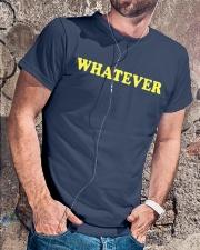 WHATEVER Classic T-Shirt lifestyle-mens-crewneck-front-4