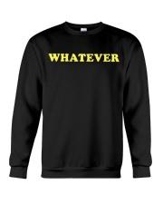 WHATEVER Crewneck Sweatshirt thumbnail
