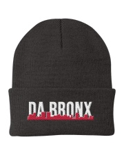 DA BRONX HAT with RED Knit Beanie thumbnail