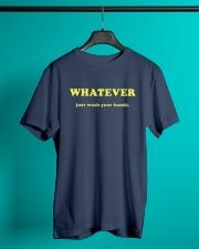 WHATEVER Classic T-Shirt lifestyle-mens-crewneck-front-3