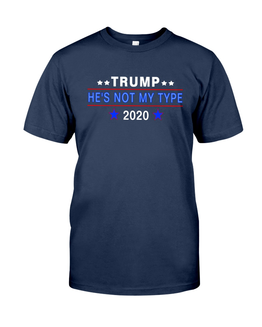 NOT MY TYPE Classic T-Shirt