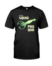 SQUID PRO QUO Classic T-Shirt thumbnail