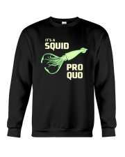SQUID PRO QUO Crewneck Sweatshirt thumbnail