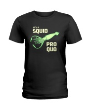 SQUID PRO QUO Ladies T-Shirt thumbnail