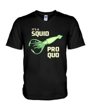 SQUID PRO QUO V-Neck T-Shirt thumbnail
