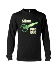 SQUID PRO QUO Long Sleeve Tee thumbnail