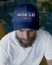 ANYONE ELSE Embroidered Hat garment-embroidery-hat-lifestyle-06
