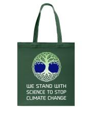 CLIMATE CHANGE Tote Bag thumbnail