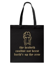 Olde English Insult Tote Bag thumbnail