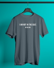 I AM NOT IN THE CULT - star version Classic T-Shirt lifestyle-mens-crewneck-front-3