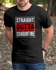 STRAIGHT OUTTA QUARANTINE Classic T-Shirt apparel-classic-tshirt-lifestyle-front-52
