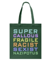 SUPER CALLOUS Tote Bag thumbnail