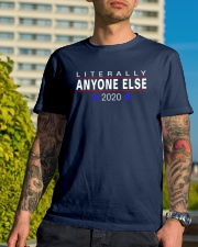 ANYONE ELSE Classic T-Shirt lifestyle-mens-crewneck-front-8