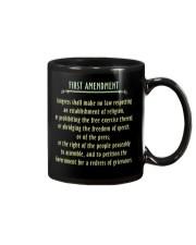 FIRST AMENDMENT Mug thumbnail