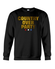 Country Over Party Crewneck Sweatshirt thumbnail