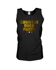 Country Over Party Unisex Tank thumbnail