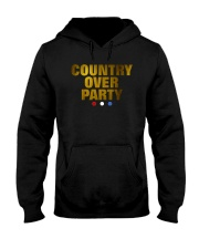 Country Over Party Hooded Sweatshirt thumbnail