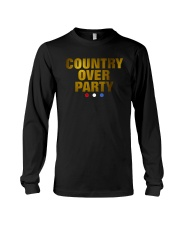 Country Over Party Long Sleeve Tee thumbnail