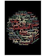 The ULTIMATE Anti-Trump Tee Version 2 24x36 Poster thumbnail