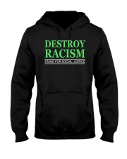 DESTROY RACISM Hooded Sweatshirt tile