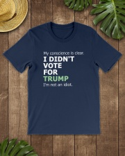 Not an Idiot Classic T-Shirt lifestyle-mens-crewneck-front-18