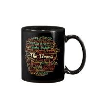 The Bronx Word Cloud - Final Version Mug tile