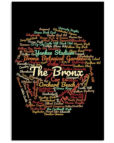 The Bronx Word Cloud - Final Version