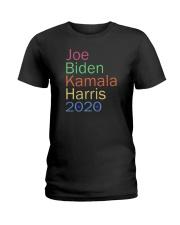 Joe Biden Kamala Harris 2020 Ladies T-Shirt thumbnail