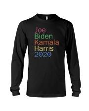 Joe Biden Kamala Harris 2020 Long Sleeve Tee thumbnail
