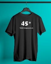 45 still impeached Classic T-Shirt lifestyle-mens-crewneck-front-3