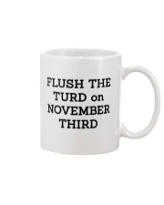 FLUSH THE TURD Mug thumbnail