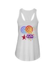 F TRUMP lollypops Ladies Flowy Tank thumbnail