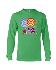 F TRUMP lollypops Long Sleeve Tee front
