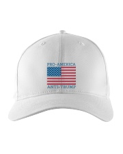 PRO-AMERICA Embroidered Hat front