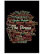 The Bronx Word Cloud 24x36 Poster thumbnail