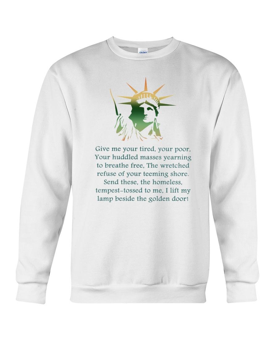 LIBERTY Crewneck Sweatshirt