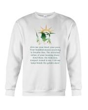LIBERTY Crewneck Sweatshirt front