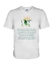 LIBERTY V-Neck T-Shirt thumbnail